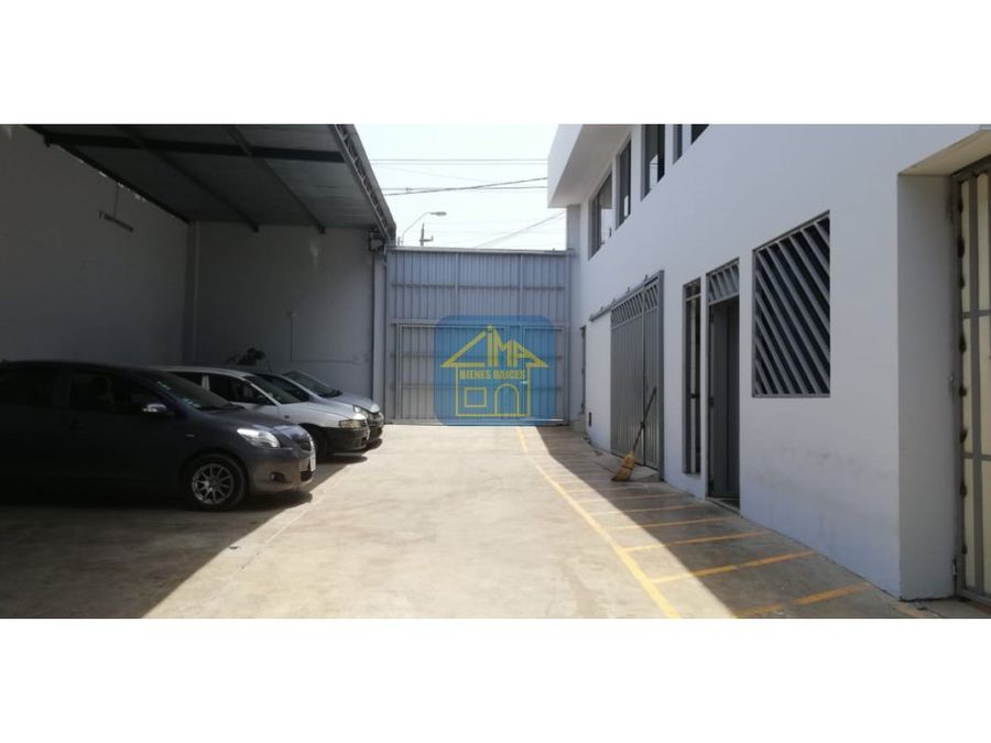 venta de local industrial