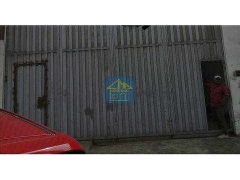 alquiler de local para negocio de mecanica