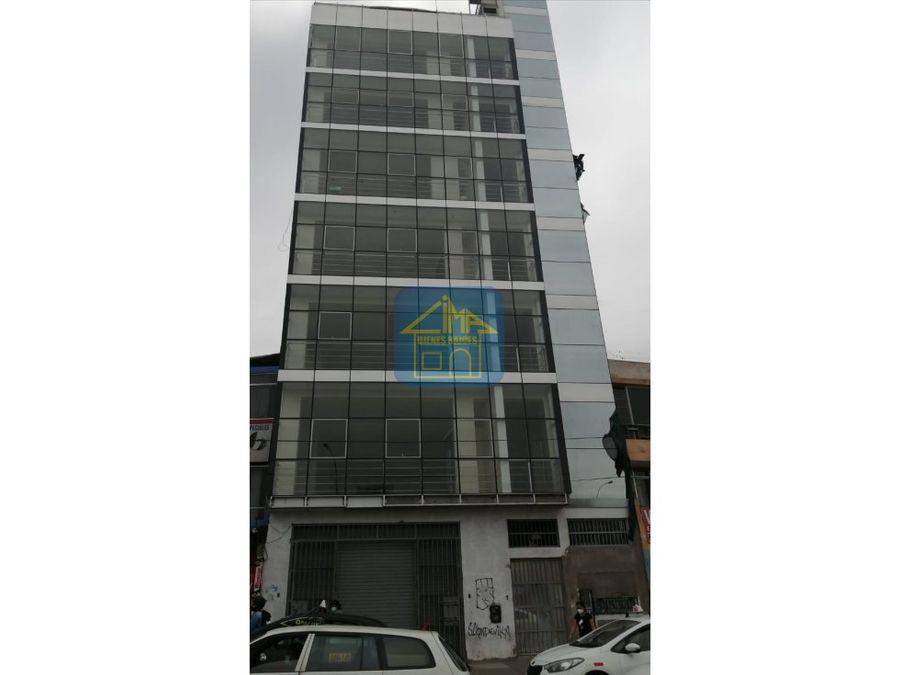 edificio de estreno en alquiler en el distrito de smp