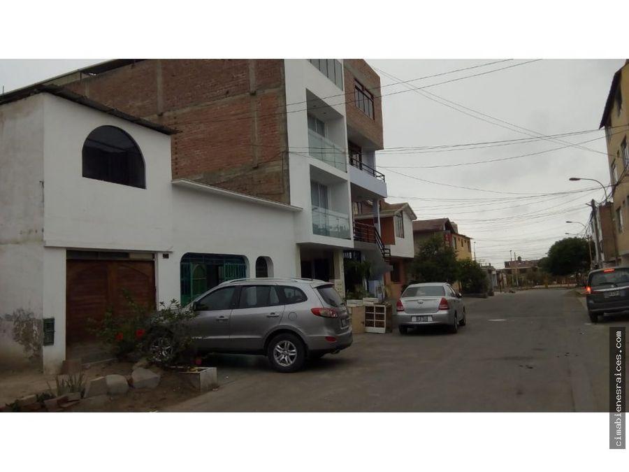 venta de local comercial con base 4 pisos en sjm