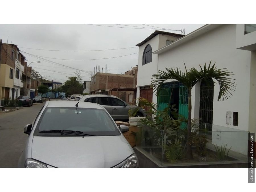 venta de local comercial con base 4 pisos en sjm
