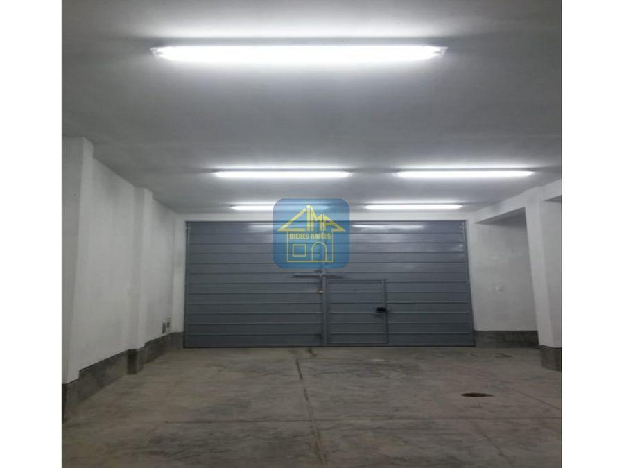 local de 140 m2 en smp en estreno