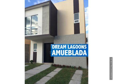 casa en renta dream lagoons