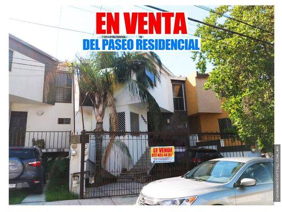 casa en venta del paseo residencial