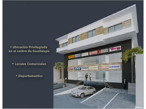 local en venta guadalupe centro