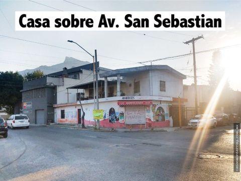 casa en venta villas de san sebastian