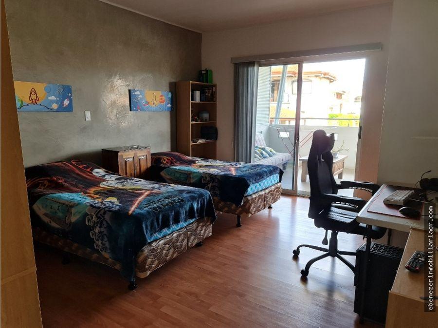 venta de casa en condominio tierras de cafe en san francisco heredia