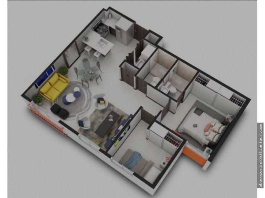 venta de apartamento en lagunilla heredia