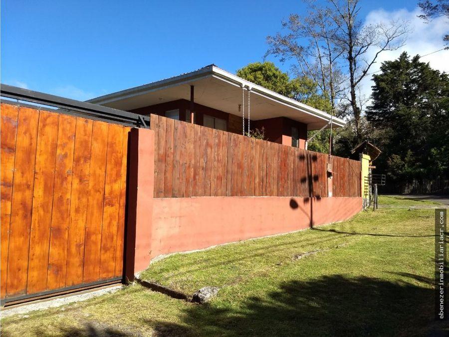 venta de casa en san rafael heredia