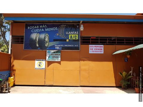 venta de local comercial en orotina alajuela