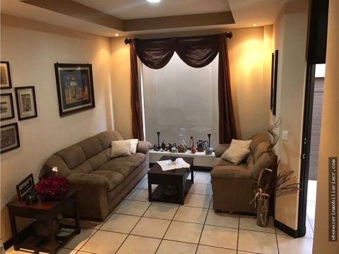 venta de casa en san francisco heredia
