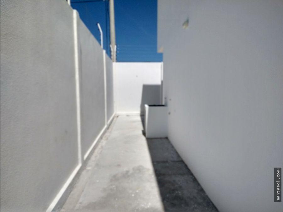 vendo casas nueva en urb baru caribe