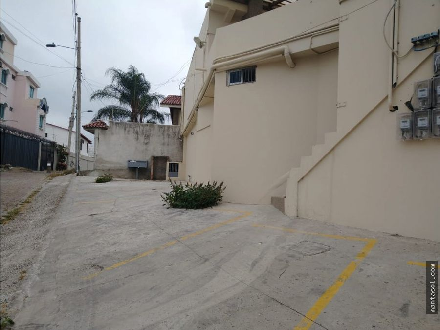 rento local comercial en barrio umina manta
