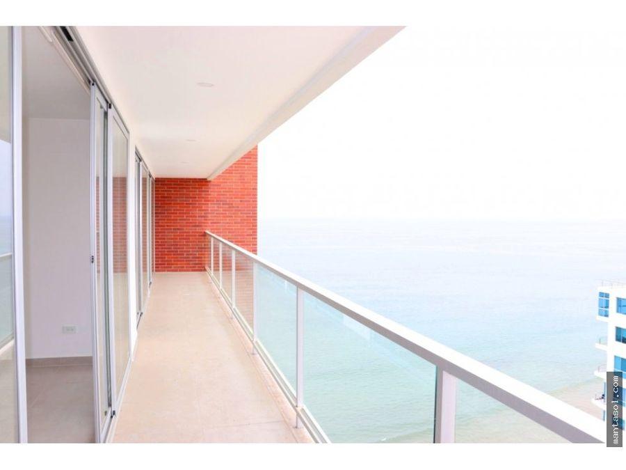 vendo dep frente al mar edificio ibiza 9 piso