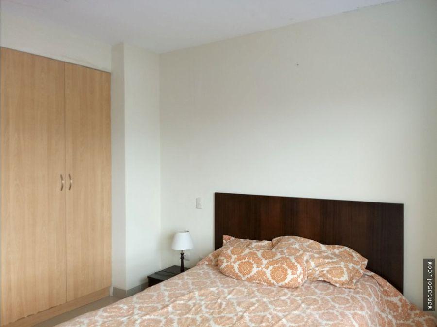 hermosa suite de alquiler en manta