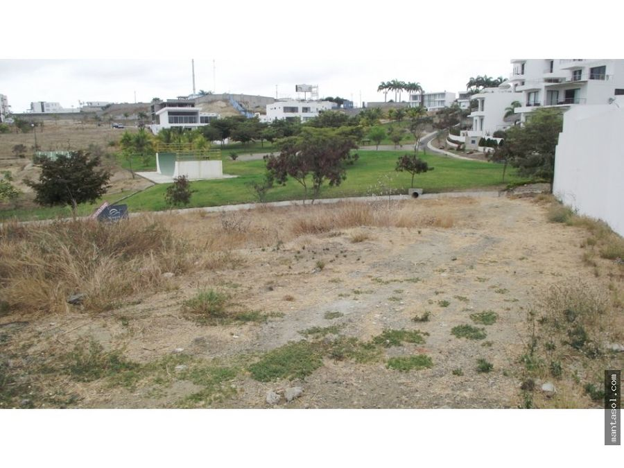 vendo terreno en ciudad del mar mz08 2c
