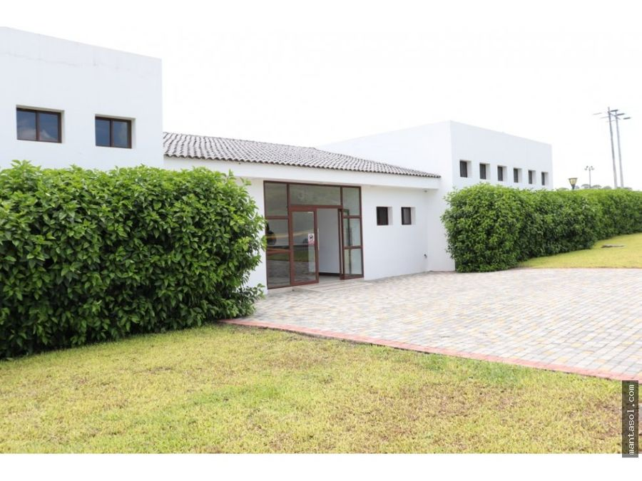 vendo terreno en montecriti golf club