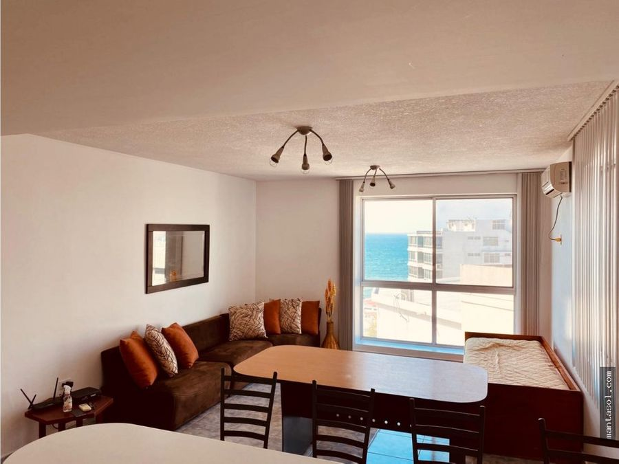 vendo suite amoblada edificio punta arena