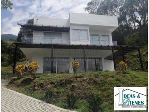 casa campestre amoblada en arriendo copacabana
