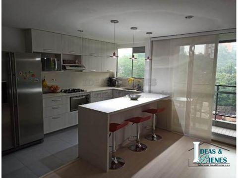 apartamento en venta envigado sector loma de esmeraldal