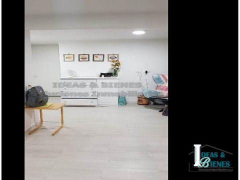 apartamento en venta medellin sector loma de los bernal