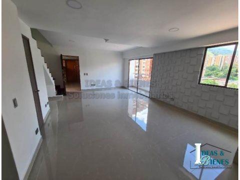 apartamento duplex en venta medellin loma de los bernal