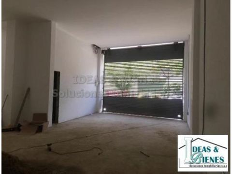 local en arriendo envigado sector vallejuelos