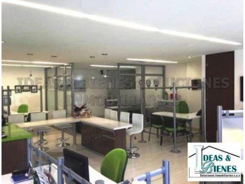 oficina en venta medellin sector castropol