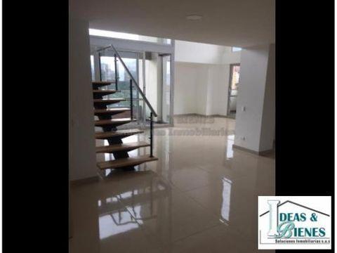 penthouse en venta envigado sector zuniga