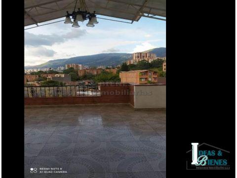 pent house en venta envigado sector el trianon