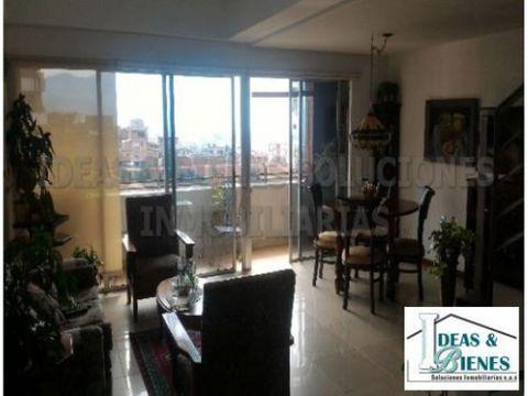 apartamento duplex en venta envigado sector la abadia