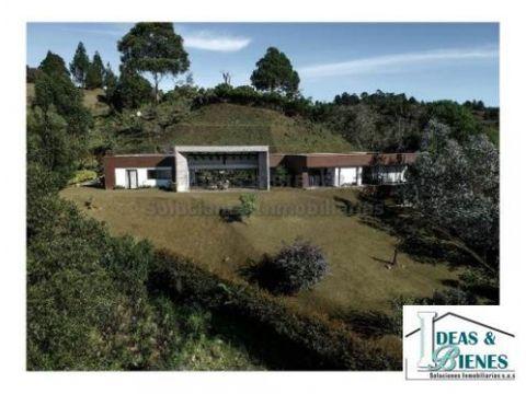 casa campestre en venta rionegro sector llano grande