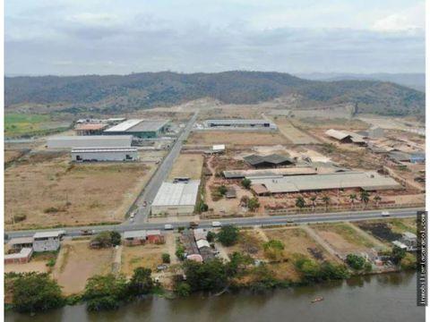 guayaquil via daule km 29 terreno industrial 28000m2