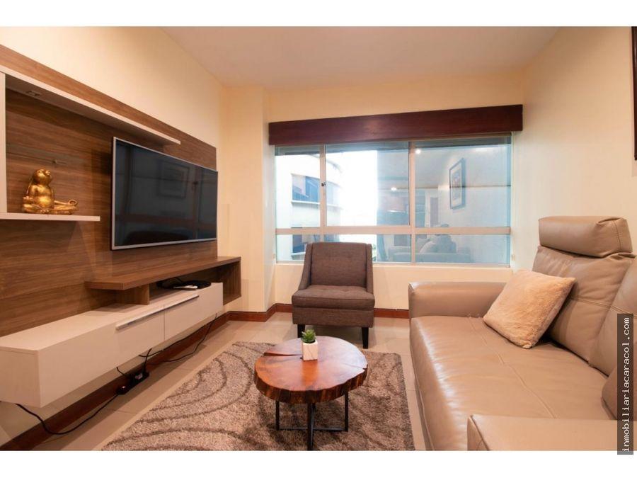 alquilo suite amoblada en torre sol i sector mall del sol