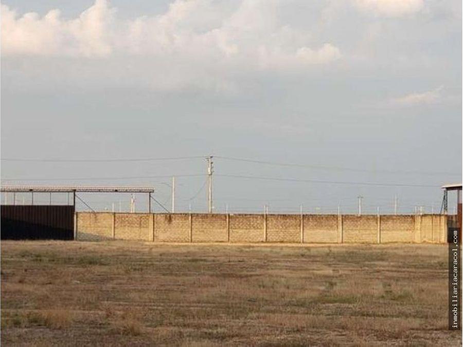 terreno 10700 m2 de alquiler en plaza industrial duran
