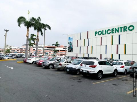 cc policentro vendo local comercial 132 m2 de construccion