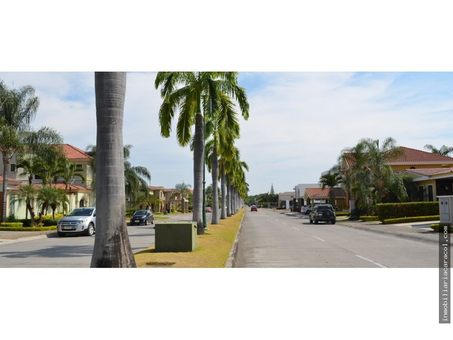 via a la costa km 11 urbanizacion portofino terreno 602 m2