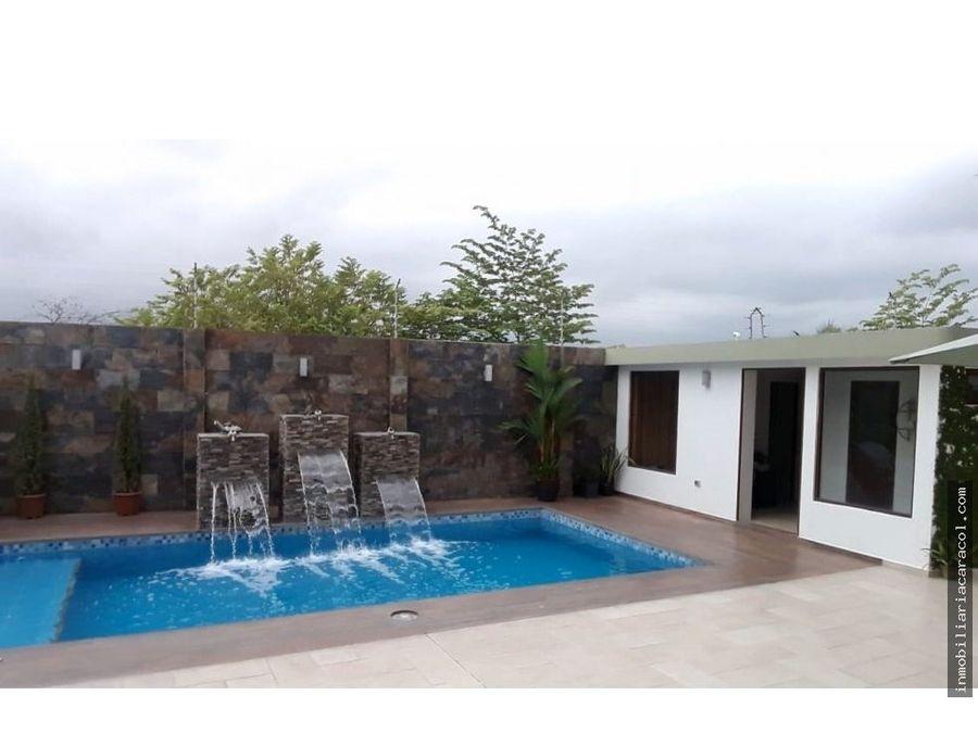 casa moderna en isla mocoli km 6 via a samborondon urb la ensenada