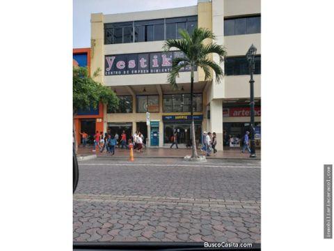 centro av 9 de octubre y rumichaca se vende edificio