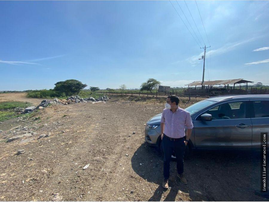via duran yaguachi solar industrial de 70857 m2