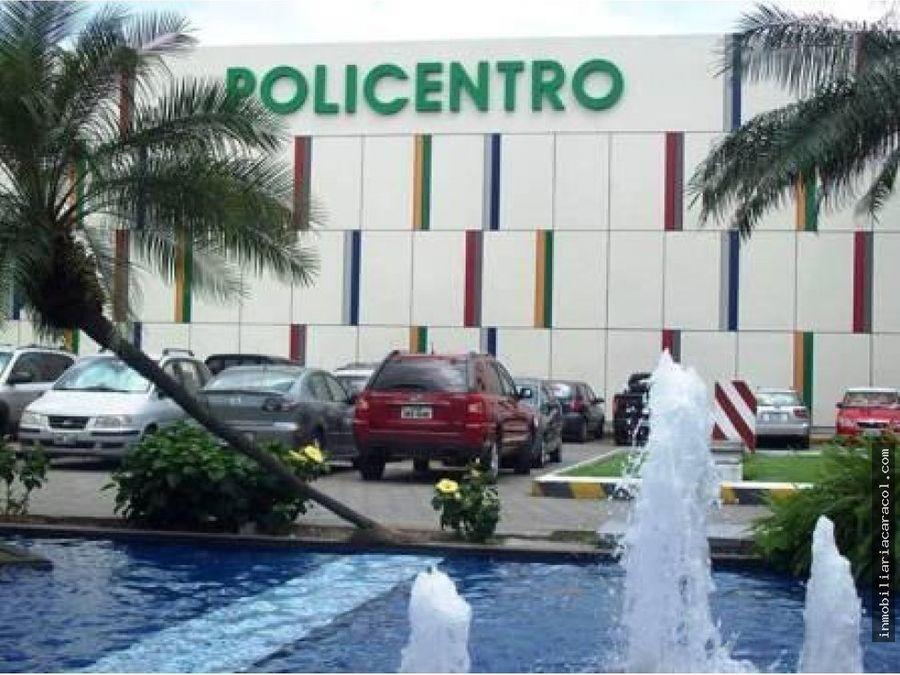 cc policentro se vende local comercial rentero de 330 m2