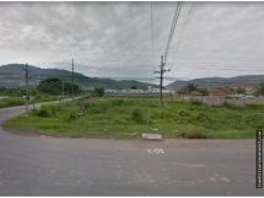 via costa km 12 vendo terreno comercial 4700 m2