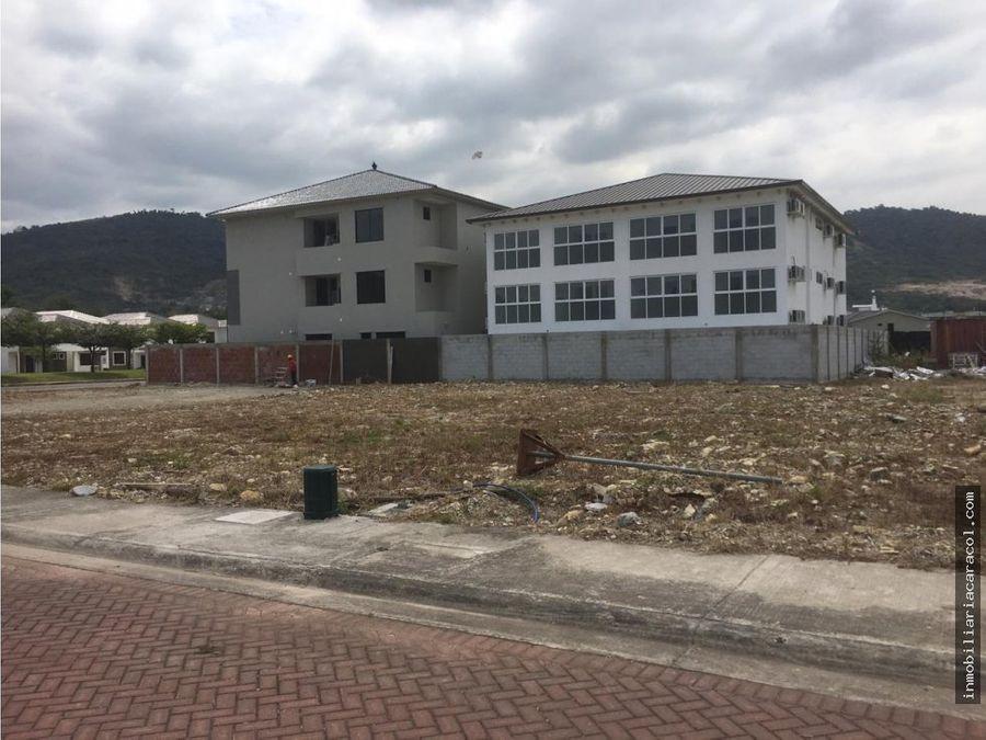 via costa km 14 urb punta esmeralda terrenos unifamiliares 554 m2