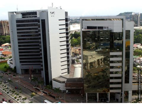 guayaquil kennedy norte world trade center torre a venta oficina