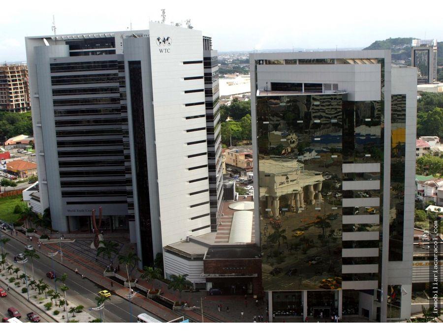 guayaquil kennedy norte world trade center torre a venta oficina