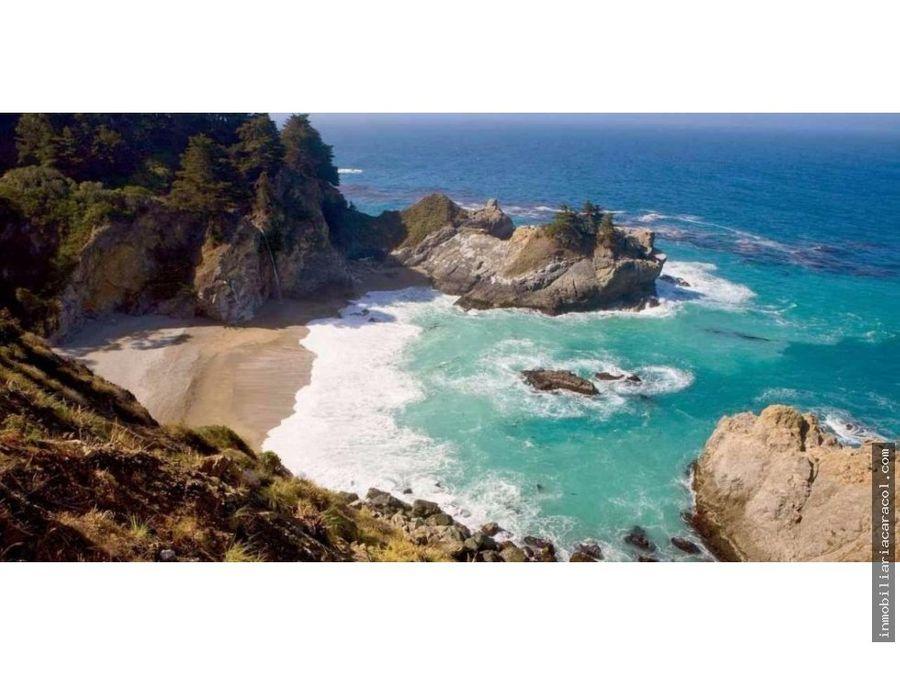 santa elena ruta del sol las nunez terreno 40000 m2 al pie del mar