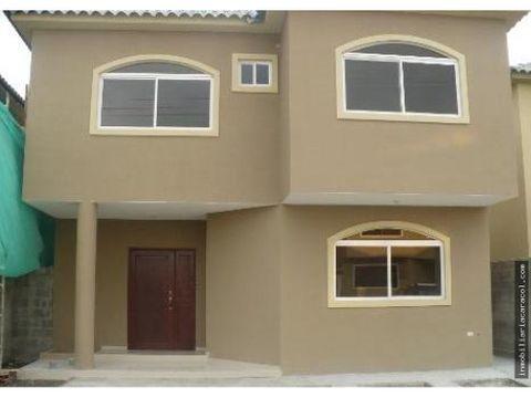 casa en alquiler en portal al sol km 11 via a la costa