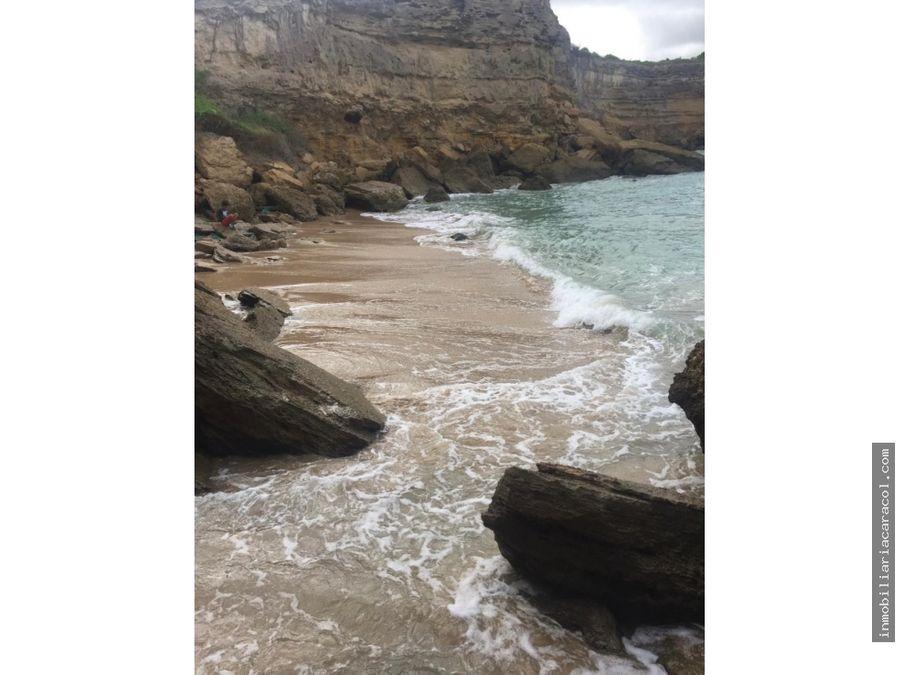 santa elena ayangue son 16 hectareas con 581 metros de frente al mar