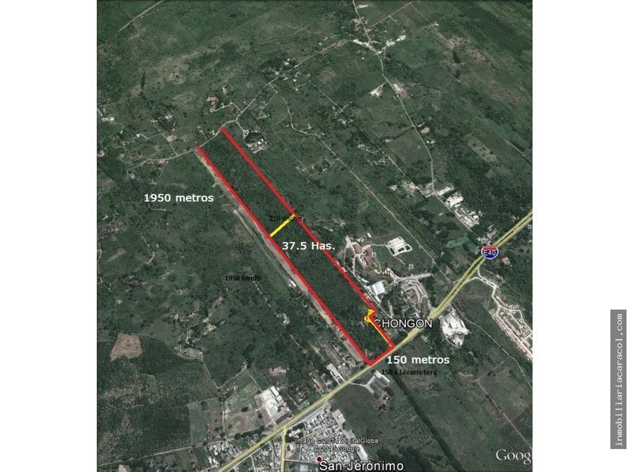 via guayaquil a salinas km 23 se vende terreno 375 has