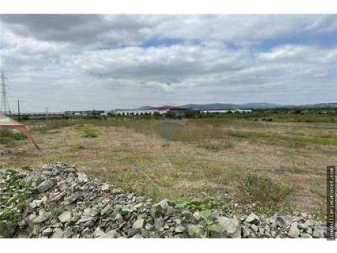 km 7 via duran yaguachi se vende terreno industrial de 50000 m2